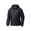 Columbia Men's Alpine Trail Down Hooded Jacket - Medium - Black