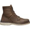 Keen Men's Eastin Boot - 8 - Veg Brown