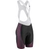 Louis Garneau Women's CB Carbon Lazer Bib Short - Large - Black / Shiraz