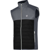 Dare 2B Men's Coordinate Wool Vest - XL - Black / Aluminium Grey / Ebony Grey