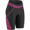 Louis Garneau Women's CB Carbon 2 Short - XXL - Black / Purple