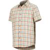Marmot Men's Agrozonda SS Shirt - Medium - Aztec Gold