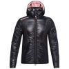 Rossignol Women's Verglas Hooded Jacket - Medium - Black