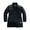 The North Face Women's ThermoBall Eco Long Jacket - Large - TNF Black