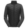 Spyder Men's Pursuit Merino Full Zip Jacket - Medium - Black / Alloy / Black