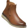 Keen Women's Bailey Ankle Zip Boot - 7.5 - Cognac