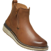 Keen Women's Bailey Ankle Zip Boot - 9 - Cognac