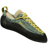 La Sportiva Women's Mythos Eco Climbing Shoe - 33 - Greenbay