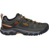 Keen Men's Targhee Exp Waterproof Shoe - 8.5 - Raven / Inca Gold