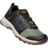 Keen Men's Explore Vent Shoe - 7.5 - Climbing Ivy / Oliveine