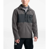 The North Face Men's Davenport Pullover - Large - TNF Dark Grey Heather