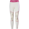 Helly Hansen Women's HH Lifa Merino Graphic Pant - Small - Offwhite Scattered Flower