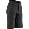 Louis Garneau Men's Leeway Short - Medium - Black