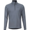 Marmot Men's Heavyweight Morph 1/2 Zip Top - Small - Steel Onyx