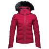 Rossignol Women's Depart Jacket - Small - Dark Red