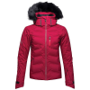 Rossignol Women's Depart Jacket - Large - Dark Red