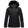 Rossignol Women's Parka Jacket - Medium - Black