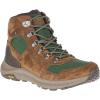 Merrell Men's Ontario 85 Mid Waterproof Boot - 13 - Forest