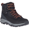Merrell Women's Thermo Kiruna Mid Shell Waterproof Boot - 7 - Black