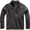 The North Face Men's Canyonlands 1/2 Zip Top - Large Tall - TNF Dark Grey Heather