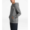 The North Face Men's Patch Pullover Hoodie - XL - TNF Medium Grey Heather
