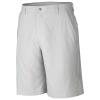 Columbia Men's Grander Marlin II Offshore Short - Extended Sizing - 52 - Cool Grey