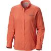 Columbia Women's Tamiami II LS Shirt - Medium - Lychee