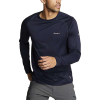 Eddie Bauer Motion Men's Resolution LS Tee - Small - Atlantic