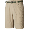 Columbia Men's Whiskey Point Short - 36 - Ancient Fossil