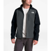 The North Face Men's Apex Bionic 2 Jacket - 3XL - Asphalt Grey / TNF Black