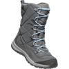 Keen Women's Terradora Lace WP Boot - 5 - Steel Grey / Forget Me Not