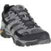Merrell Men's MOAB 2 Waterproof Shoe - 8 Wide - Granite