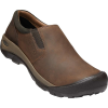 Keen Men's Austin Casual Slip Shoe - 17 - Chocolate Brown / Black Olive