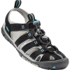 Keen Women's Clearwater CNX Sandal - 8 - Black / Radiance