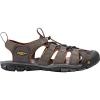 Keen Men's Clearwater CNX Sandal - 7.5 - Raven / Tortoise Shell