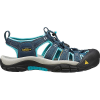 Keen Women's Newport H2 Sandal - 6 - Poseidon / Capri