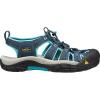Keen Women's Newport H2 Sandal - 8 - Poseidon / Capri