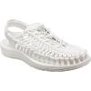 Keen Women's Uneek Sandal - 10.5 - Star White