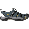 Keen Men's Newport H2 Sandal - 9.5 - Navy / Medium Grey