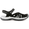 Keen Women's Rose Sandal - 5 - Black / Neutral Grey