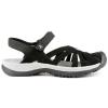 Keen Women's Rose Sandal - 7.5 - Black / Neutral Grey