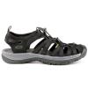 Keen Women's Whisper Shoe - 5 - Black / Magnet