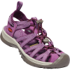 Keen Women's Whisper Shoe - 6 - Grape Kiss / Grape Wine