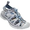 Keen Women's Whisper Shoe - 7 - Blue Shadow / Alloy