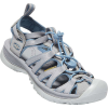 Keen Women's Whisper Shoe - 11 - Blue Shadow / Alloy