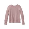 Prana Women's Sunrise Sweatshirt - XS - Light Mauve