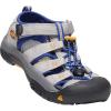 Keen Youth Newport H2 Shoe - 5 - Paloma / Galaxy Blue