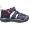 Keen Toddler Seacamp II CNX Sandal - 6 - Poseidon / Very Berry
