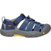 Keen Youth Newport H2 Shoe - 6 - Blue Depths / Gargoyle