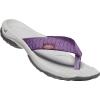 Keen Women's Kona Flip Flop - 9 - Majesty / Shark